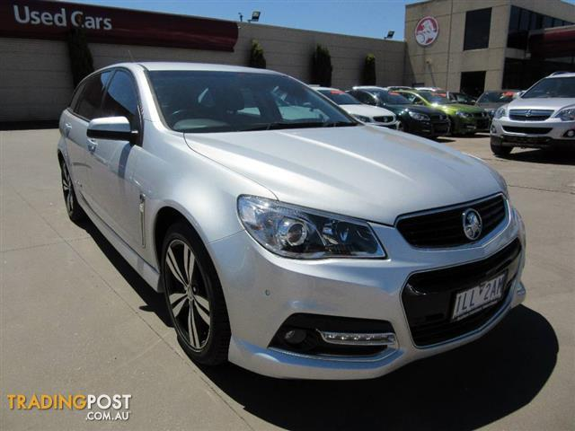 2014 Holden Commodore Sv6 Storm Vf 4d Sportwagon For Sale In