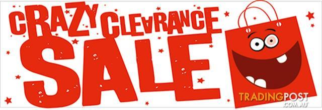 WAREHOUSE CLEARANCE SALE!!!!!