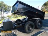 TANDEM TIPPER TRAILER DUAL AXEL HEAVY DUTY $6750