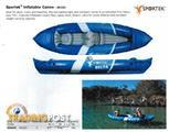 Brand new Sportek SK320 inflatable kayak with 2 paddles for only $229!!! SAVE $120