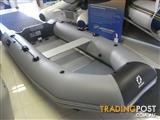 Used Zodiac Cadet 310 Origin HD inflatable in excellent condition (only used a handful of times)