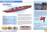 Gumotex Seaker inflatable sea kayak