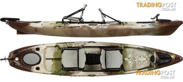 Brand-new-Jackson-Kayaks-Big-Tuna-tandem-fishing-kayak