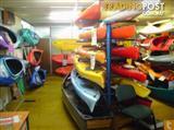10 brands over 80 kayaks on display!!!