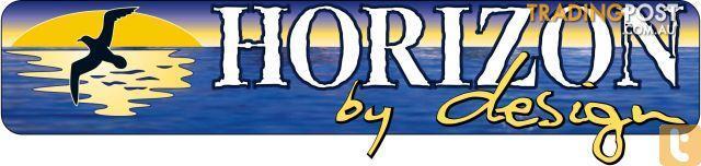 Horizon 465 Easy Fisher Centre Side Console Aluminium Boat