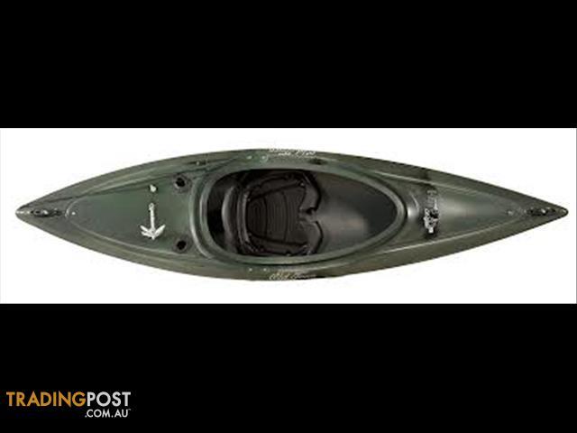 Brand new old town heron 9 angler fishing kayak package for Fishing kayak brands
