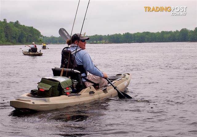 Brand new old town predator mx fishing kayak reduced by for Fishing kayak brands