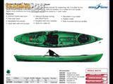Ocean Kayak Tetra 12 kayak package with all the gear! SAVE $188