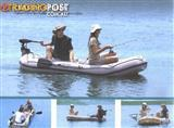 Aqua Marina 3.05m donut inflatable boat with welded seams!
