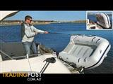 Ceridi Snap davits for tender boats