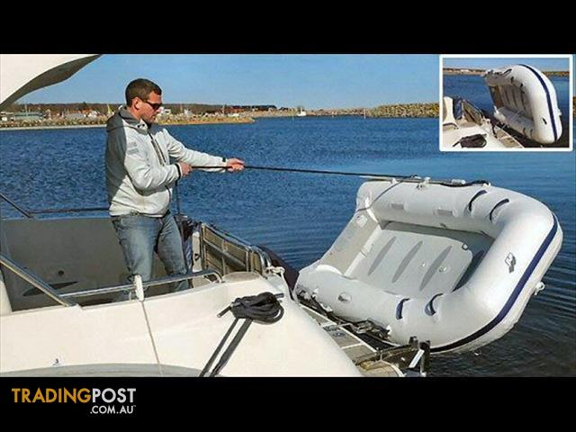 Tender Lifts For Boats : Ceridi snap davits for tender boats sale in croydon