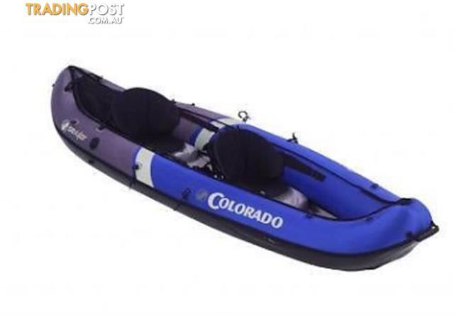 Inflatable 2 Person Kayak Australia
