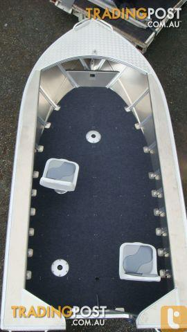 HORIZON-485-Gulf-heavy-duty-open-tiller-steer-aluminium-boat
