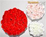 Silk Bouquet Boxes