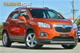 2016 Holden Trax LTZ TJ MY16 Wagon