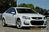 2016 Holden Commodore SV6 VF II MY16 Sedan
