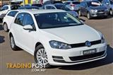 2013 VOLKSWAGEN GOLF 90TSI 7 HATCHBACK