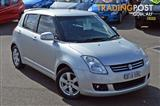 2009 SUZUKI SWIFT 100TH ANNIVERSARY RS415 HATCHBACK