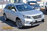 2014 LEXUS RX350 SPORTS LUXURY GGL15R WAGON