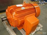 TOSHIBA 70HP 3 PHASE ELECTRIC MOTOR/ 6 POLE