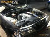 CHASER JZX100 ENGINE 1JZ-GTE VVTI ALL parts wrecking