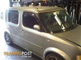 Nissan Cube Bz11