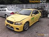 LEXUS IS200 IS300 ALTEZZA BEAMS WITH 6 SPEED PARTS