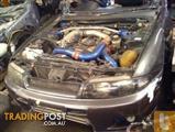 nissan SKYLINE  R33 wrecking parts