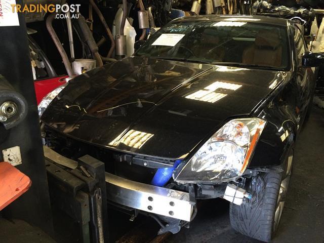 nissan 350z wrecking sydney 350z parts manual 6 speed wrecking