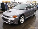 MITSUBISHI EVO 4 CN9A ENGINE GEARBOX ALL body parts