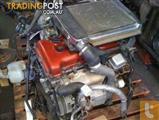 GTIR PULSAR parts
