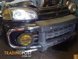 Mitsubishi Delica Import