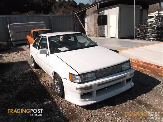 gt apex toyota sprinter s years for canada trueno and sale final counting importation