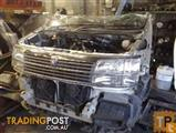 Nissan Elgrand Engine