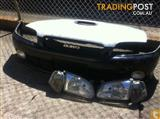 toyota starlet EP91 GLANZA parts