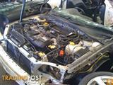 Subaru Liberty Turbo