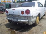 NISSAN SKYLINE R34GTT parts