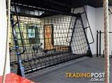 Climbing Net and Frame, (Item: #5224)