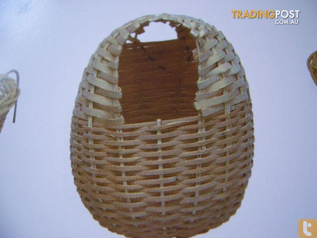 Cane Bird Nests For Sale In West Ipswich Qld Cane Bird Nests