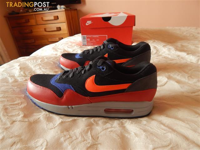 Nike Air Max 1 Essential shoes, Mens size 10 US, brand new in box