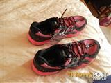 Asics Gel Arctic 4 womens trail running shoes, size 9.5 US, brand new in box