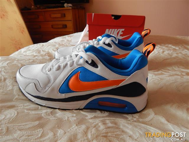 Nike Air Max Trax shoes, Mens size 10.5 US, Brand New in box