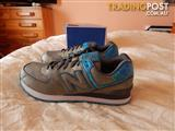 New Balance 574 Womens shoes, size 10 US, brand new in box