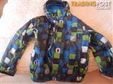 Quiksilver mens ski/snowboard jacket, large, Brand New with tags