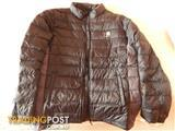 Karrimor down jacket, mens size large, brand new with tags