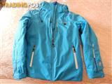 Nevica Womens ski/snowboard jacket, size 8, blue, brand new with tags