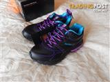 Karrimor D30 Women's trail running shoes, size 6 US, brand new in box
