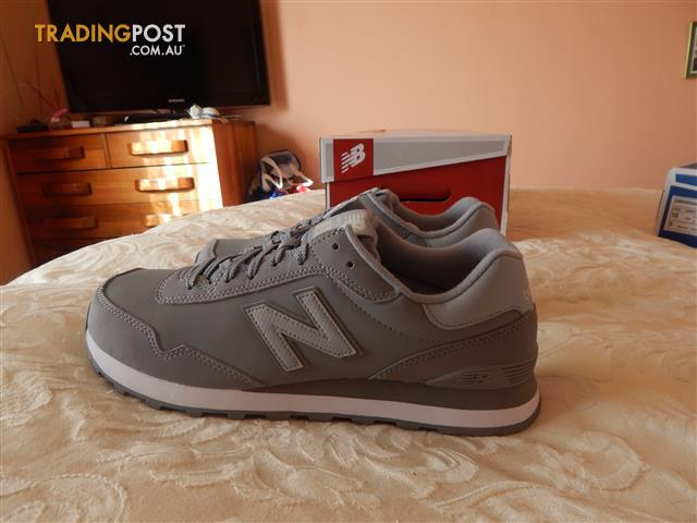 New Balance 515 mens shoes, size 10.5 US, brand new in box