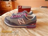 New Balance 515 Womens shoes, size 8 US, brand new in box