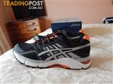 Asics Gel Fortitude 6 shoes, mens, size 8.5 US, brand new in box